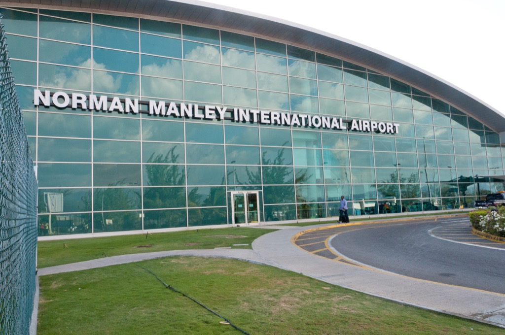 NORMAN MANLEY AIRPORT TRANSFERS (KINGSTON)
