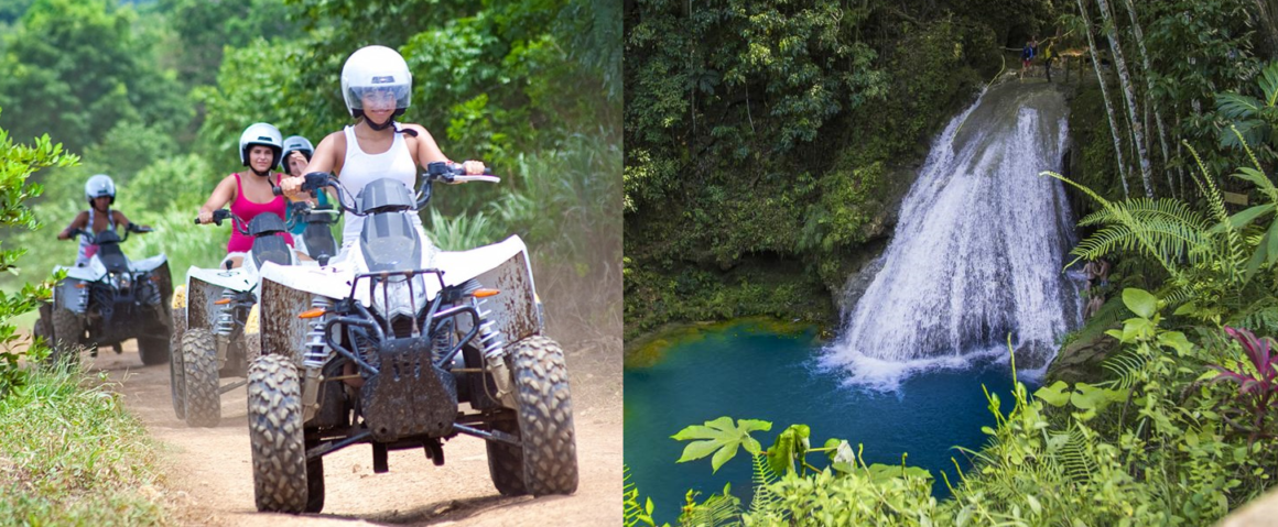 ATV & BLUE HOLE TOUR