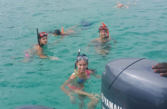 DEEP SEA FISHING TOUR