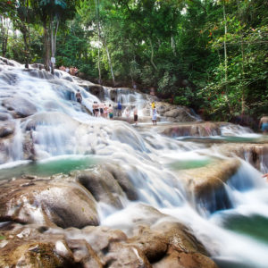DUNN'S RIVER FALLS TOUR OCHO RIOS