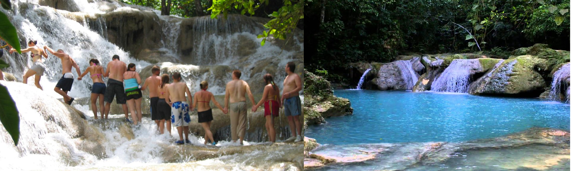 DUNN'S RIVER FALLS & BLUE HOLE TOUR
