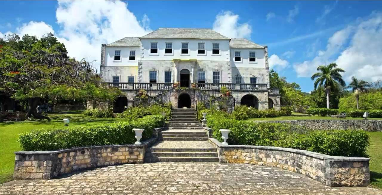 ROSE HALL GREAT HOUSE TOUR MONTEGO BAY